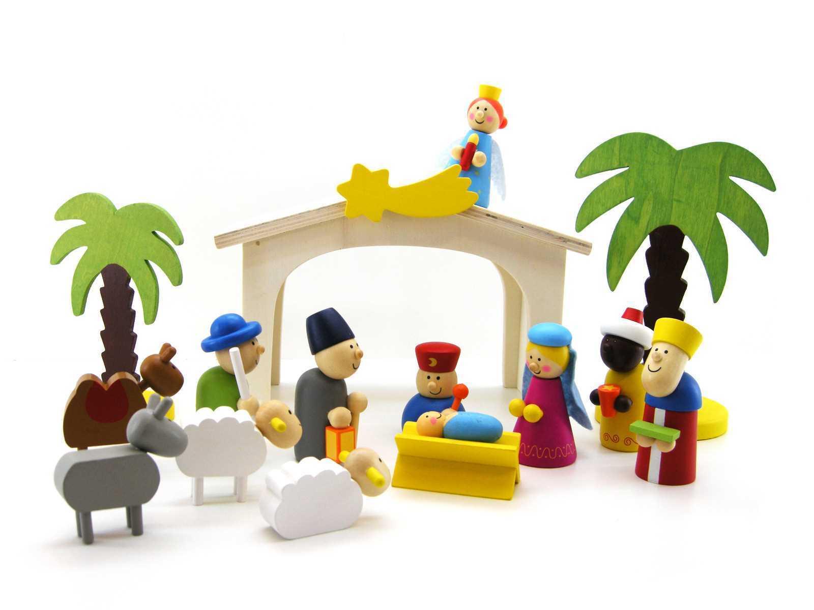 Nativity Set Kaper Kidz