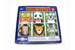 MAGNETIC FUNNY FACE JUNGLE AN