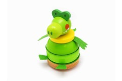 CROCODILE STACKING BLOCKS