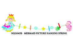 MERMAID MEMO CLIP