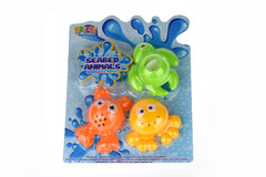 BATH TOY SEA ANIMALS
