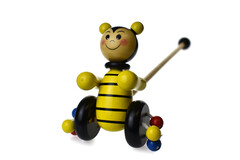 PUSH-A-LONG BEE