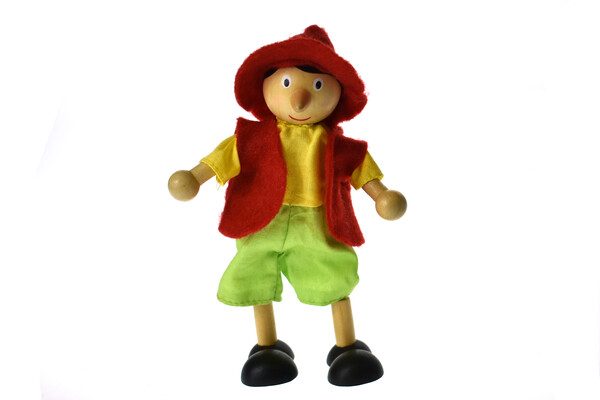 PINOCCHIO FLEXI DOLL
